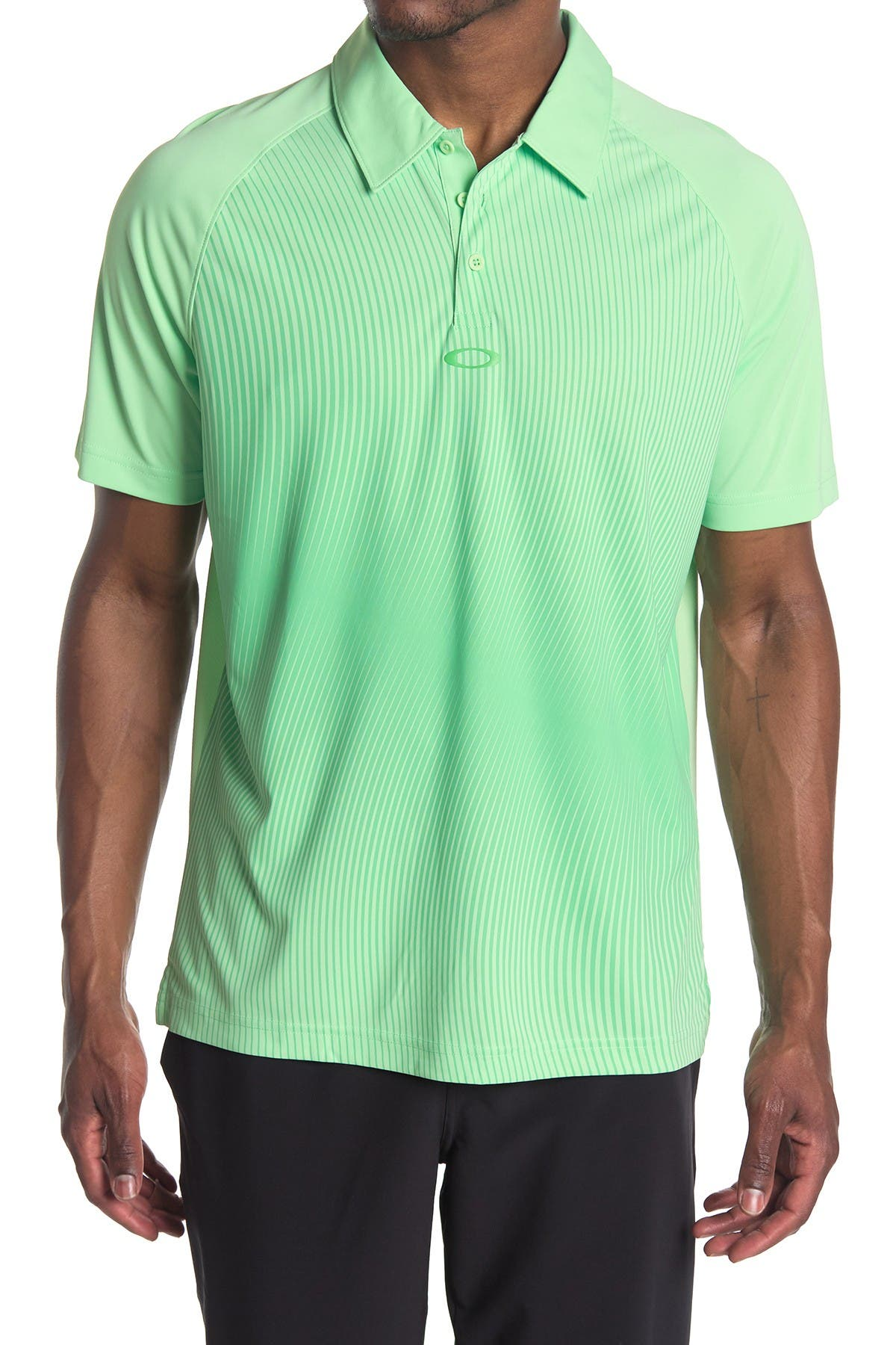 Image of Oakley Dynamic Golf Polo