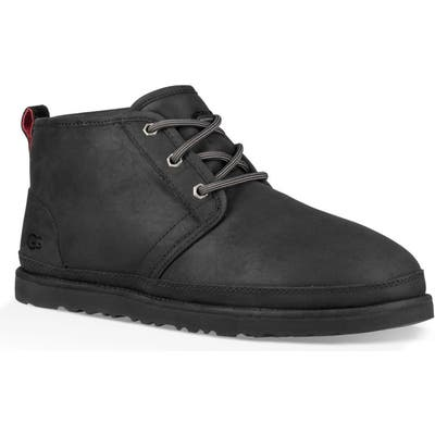 UGG Neumel Waterproof Chukka Boot, Black
