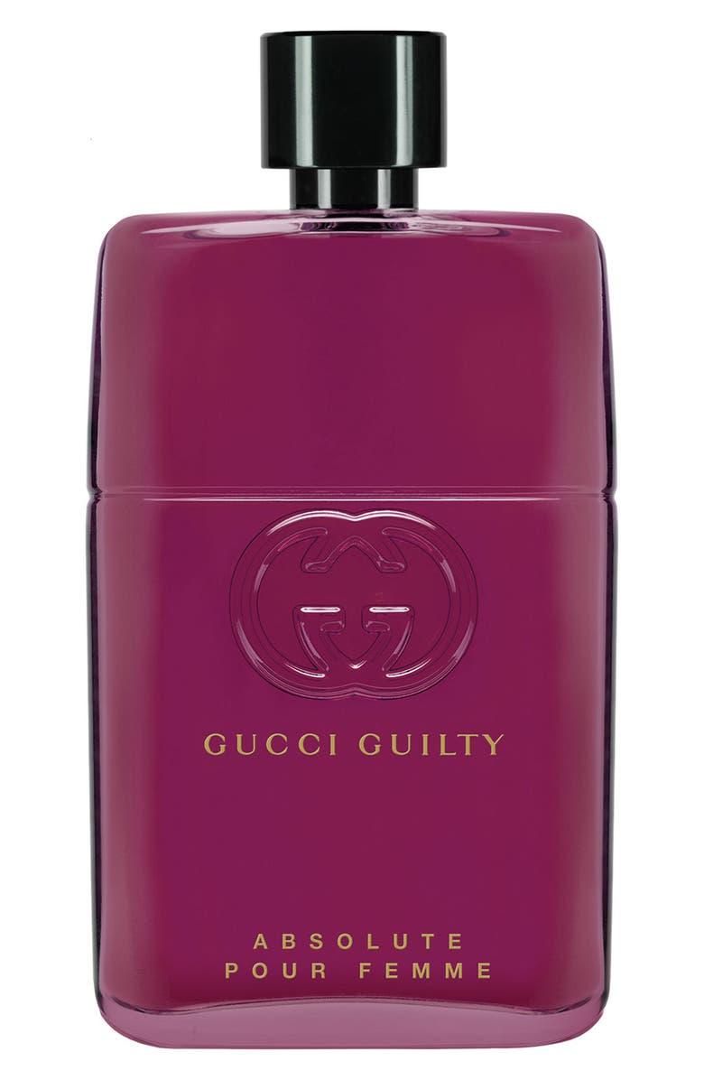 GUCCI Guilty Absolute Pour Femme Eau de Parfum, Main, color, NO COLOR