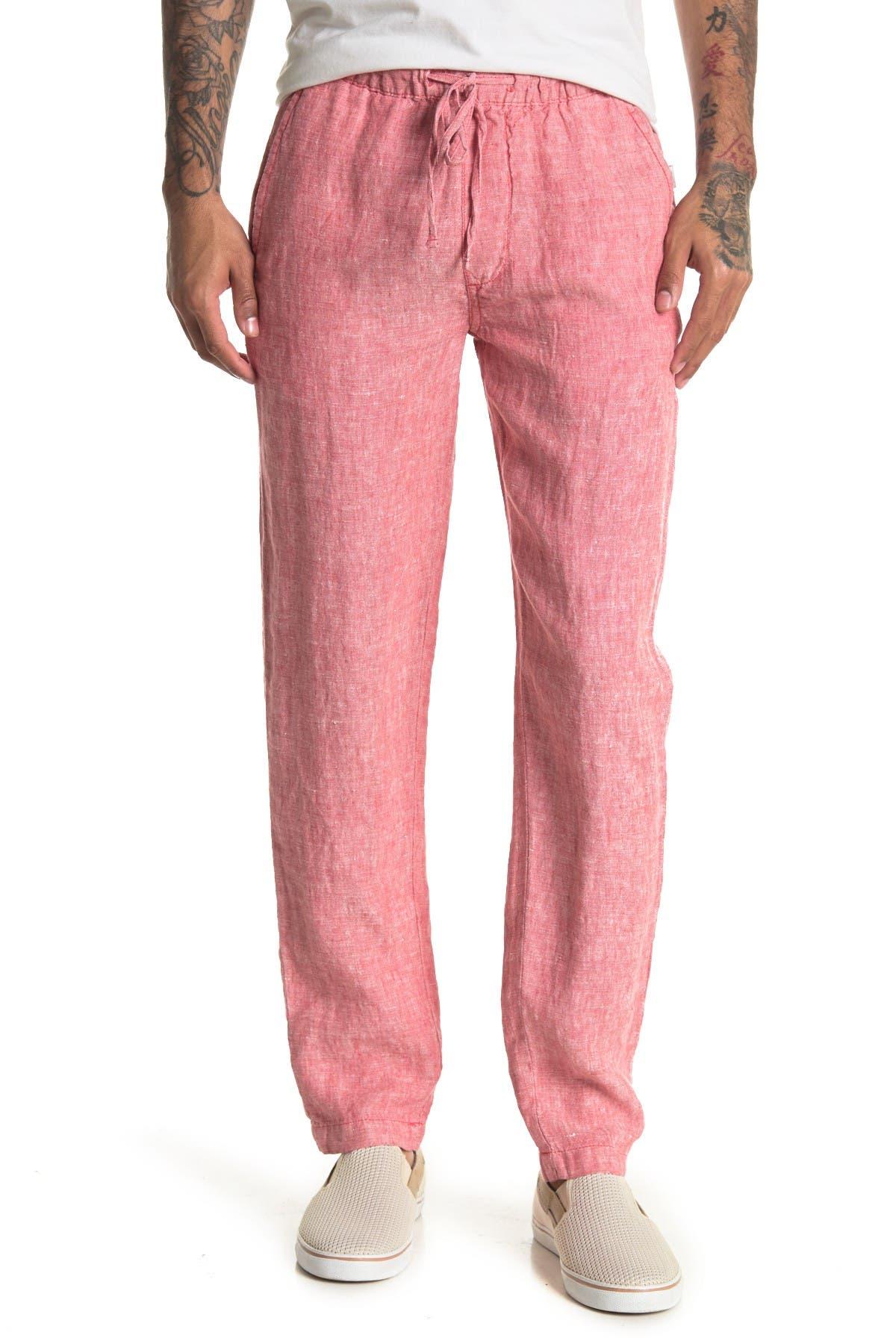 Image of Onia Carter Linen Pants