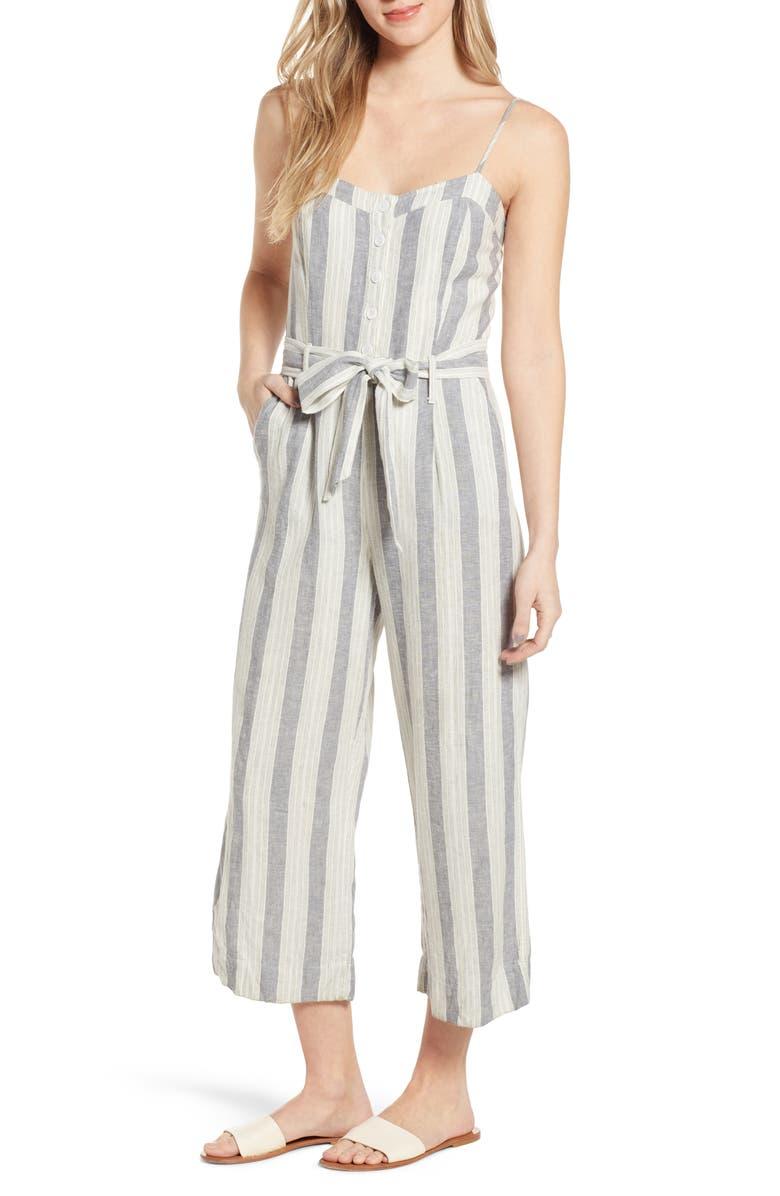 RAILS Harper Sleeveless Jumpsuit, Main, color, 404