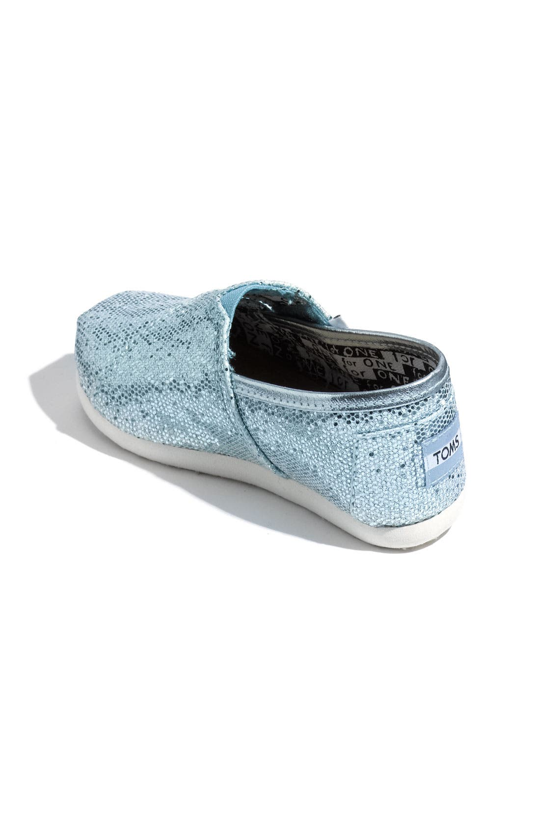 ,                             'Classic Tiny - Glitter' Slip-On,                             Alternate thumbnail 16, color,                             440