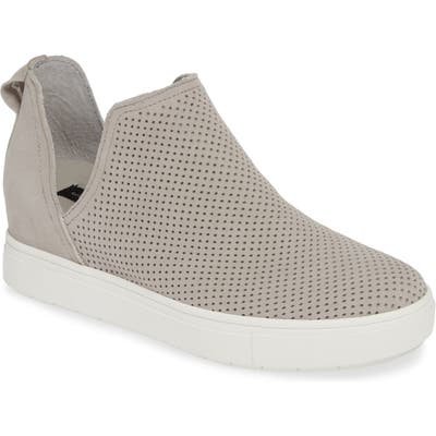 Steven By Steve Madden Canares High Top Sneaker, Grey