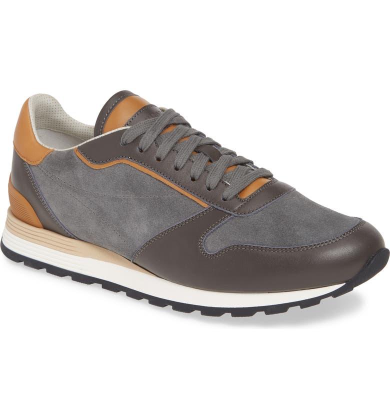 BRUNELLO CUCINELLI Athletic Sneaker, Main, color, 020