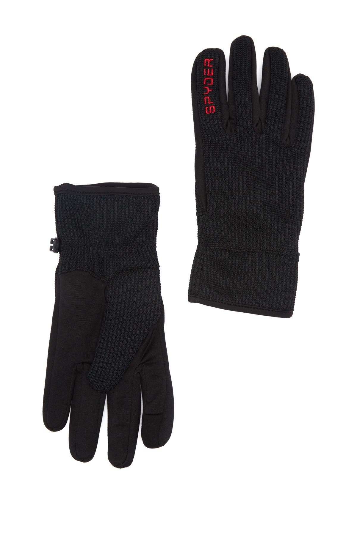 Image of SPYDER Unisex Core Conduct Touchscreen Gloves