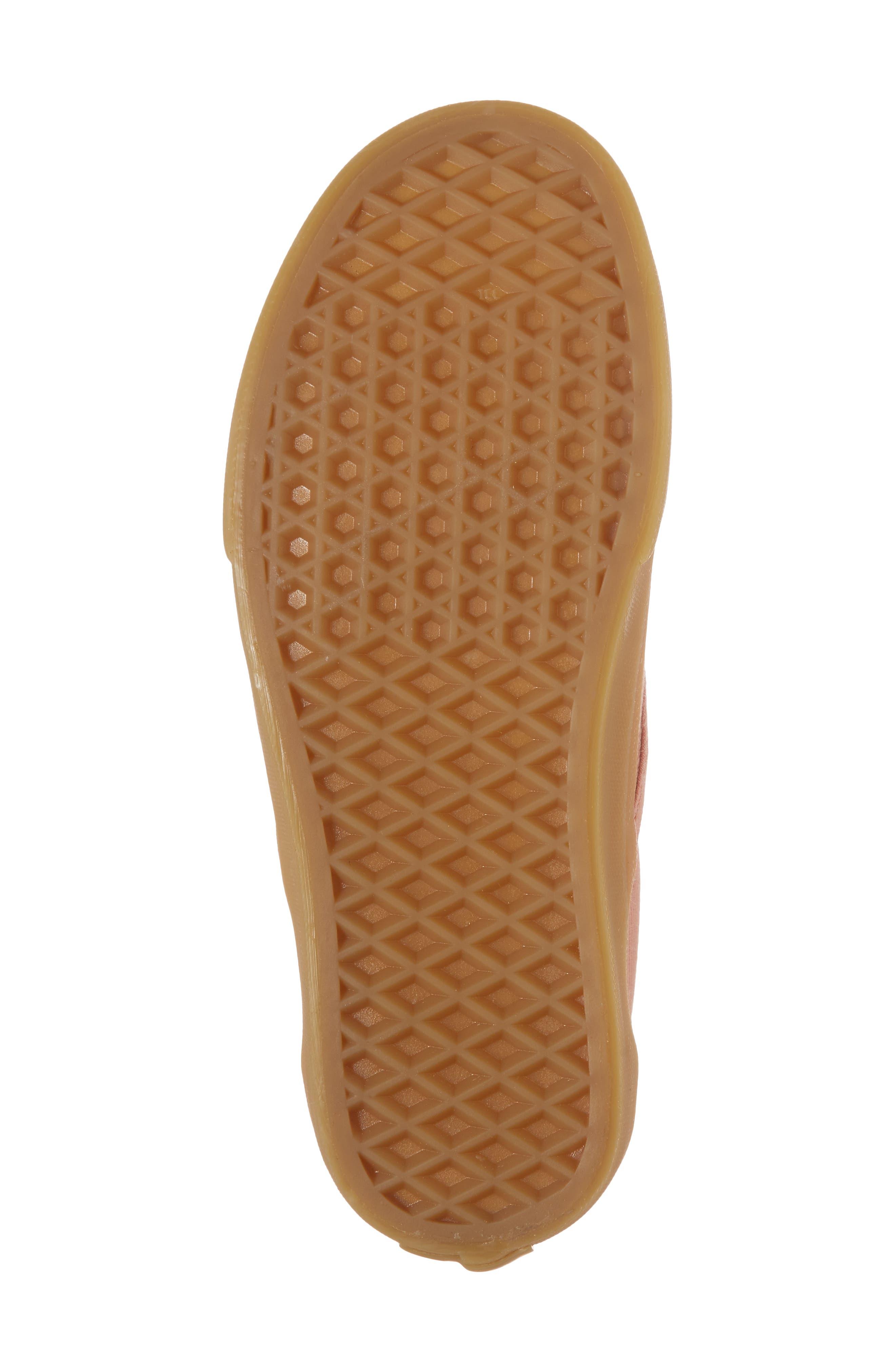 ,                             Classic Slip-On Sneaker,                             Alternate thumbnail 206, color,                             663