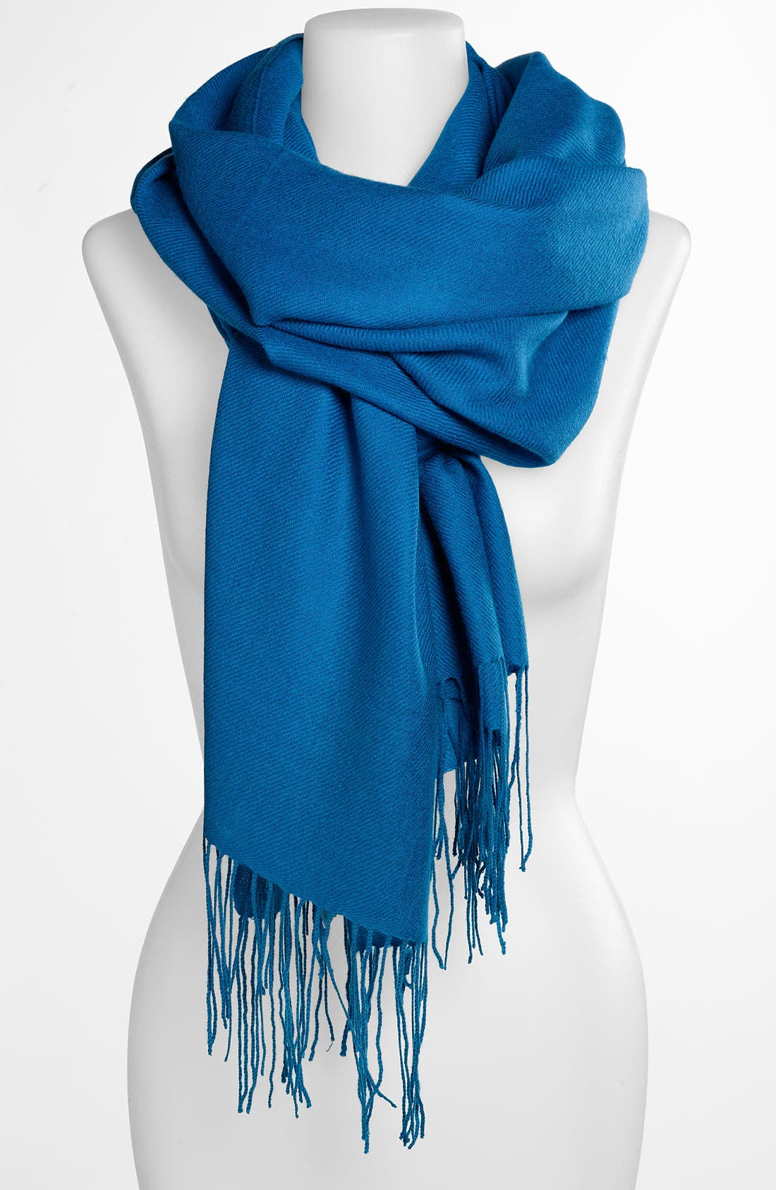 ,                             Tissue Weight Wool & Cashmere Wrap,                             Main thumbnail 85, color,                             432