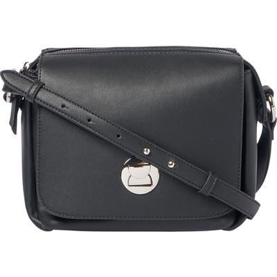 Urban Originals Vegan Leather Crossbody Bag - Black