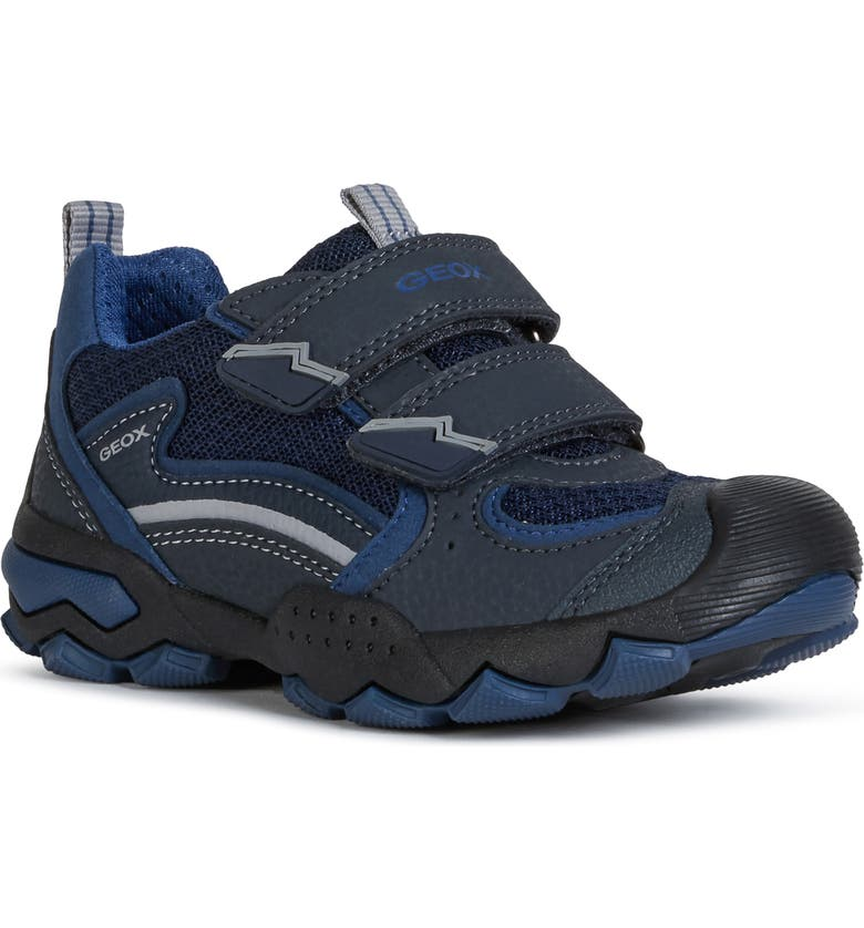 GEOX Buller 2 Sneaker, Main, color, NAVY/ GREY