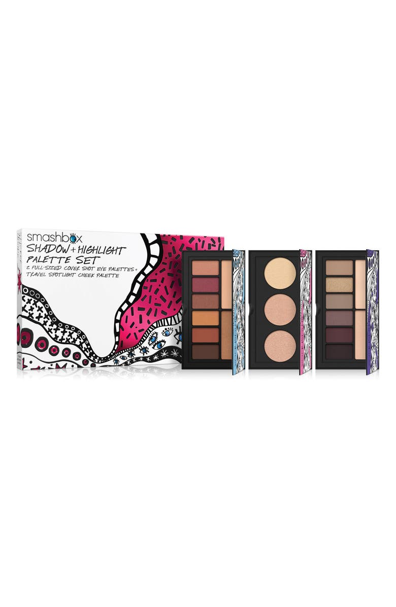 Drawn In Decked Out Sculpting Cheek Palette by Smashbox #18