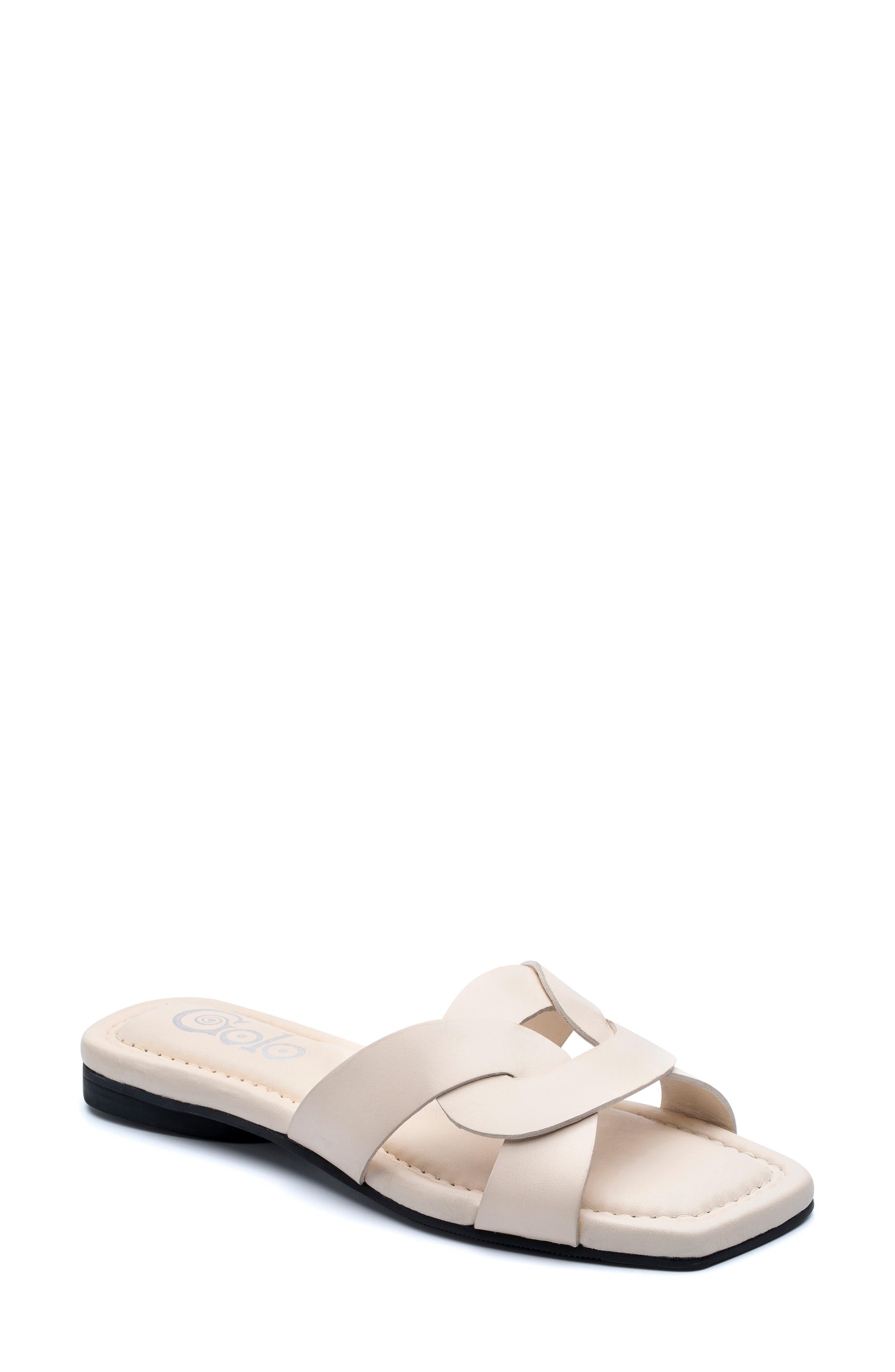 Cheerio Slide Sandal