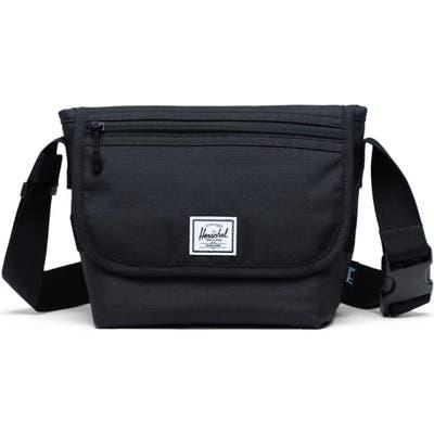 Herschel Supply Co. Mini Grade Messenger Bag - Black