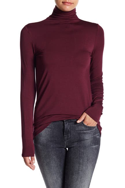Image of 14th & Union Turtleneck Long Sleeve T-Shirt