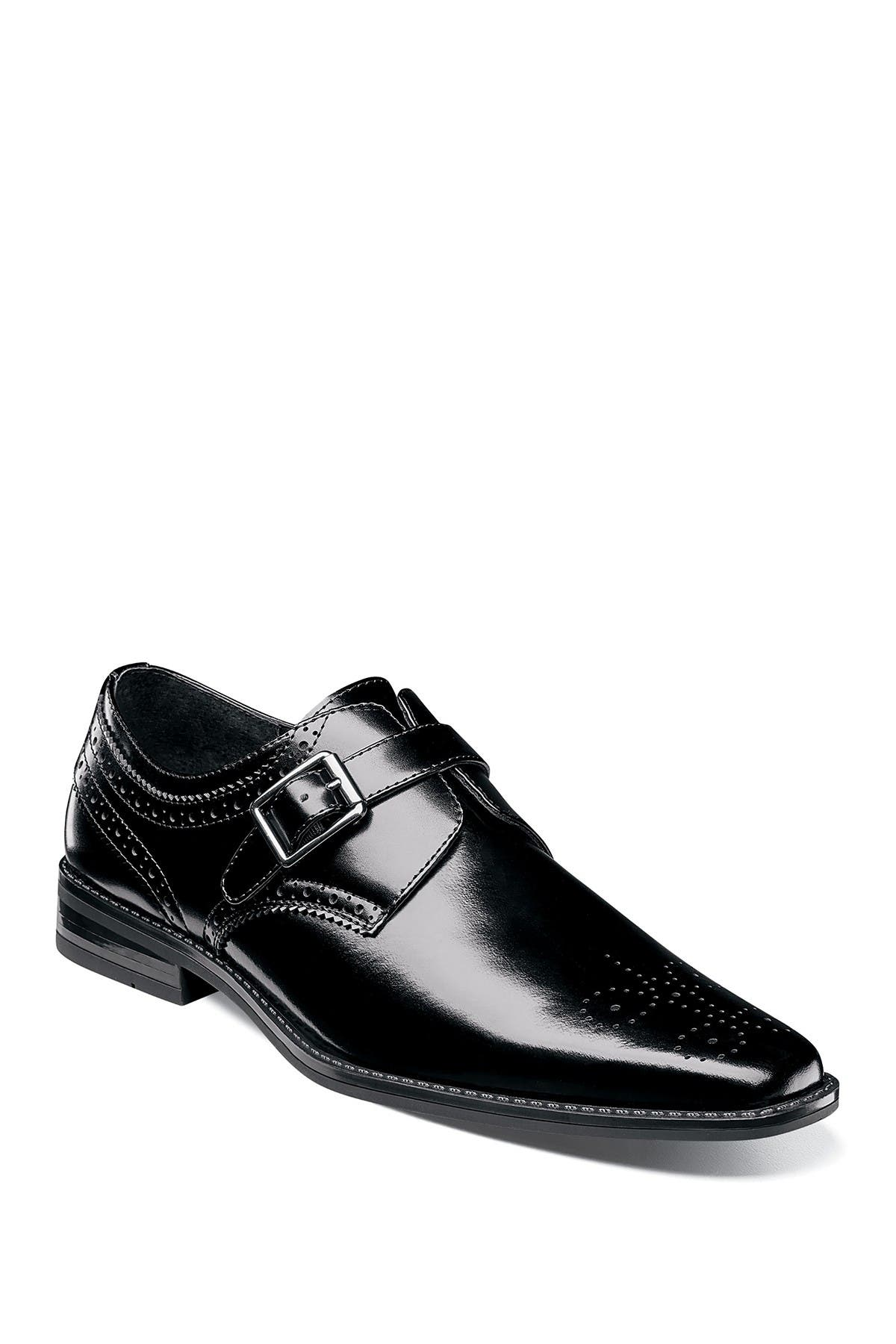 Image of Stacy Adams Kinsley Monk Strap Oxford