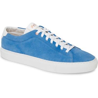 Good Man Brand Edge Sneaker- Blue