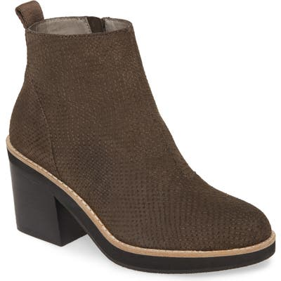 Eileen Fisher Ozma Bootie- Grey