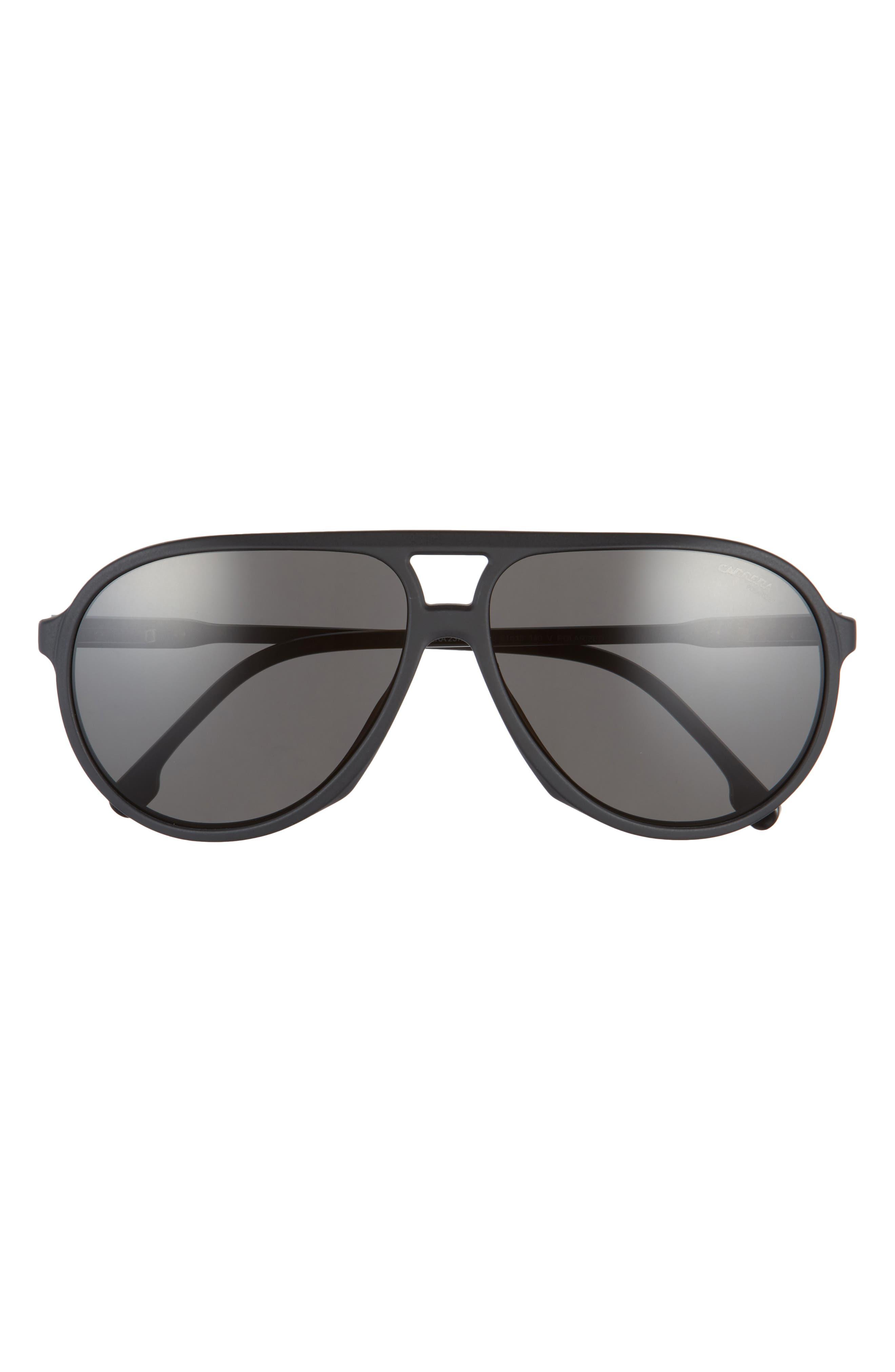 Men's Carrera 61mm Aviator Sunglasses