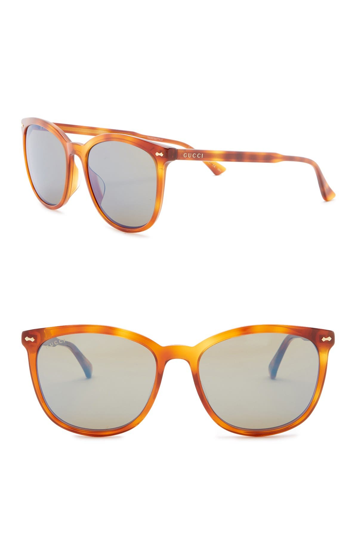 Image of GUCCI 59mm Square Sunglasses