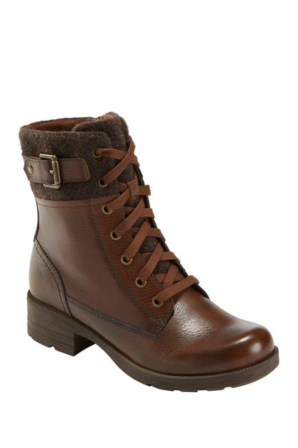 Image of Earth Randi Renee Combat Boot - Wide Width Available