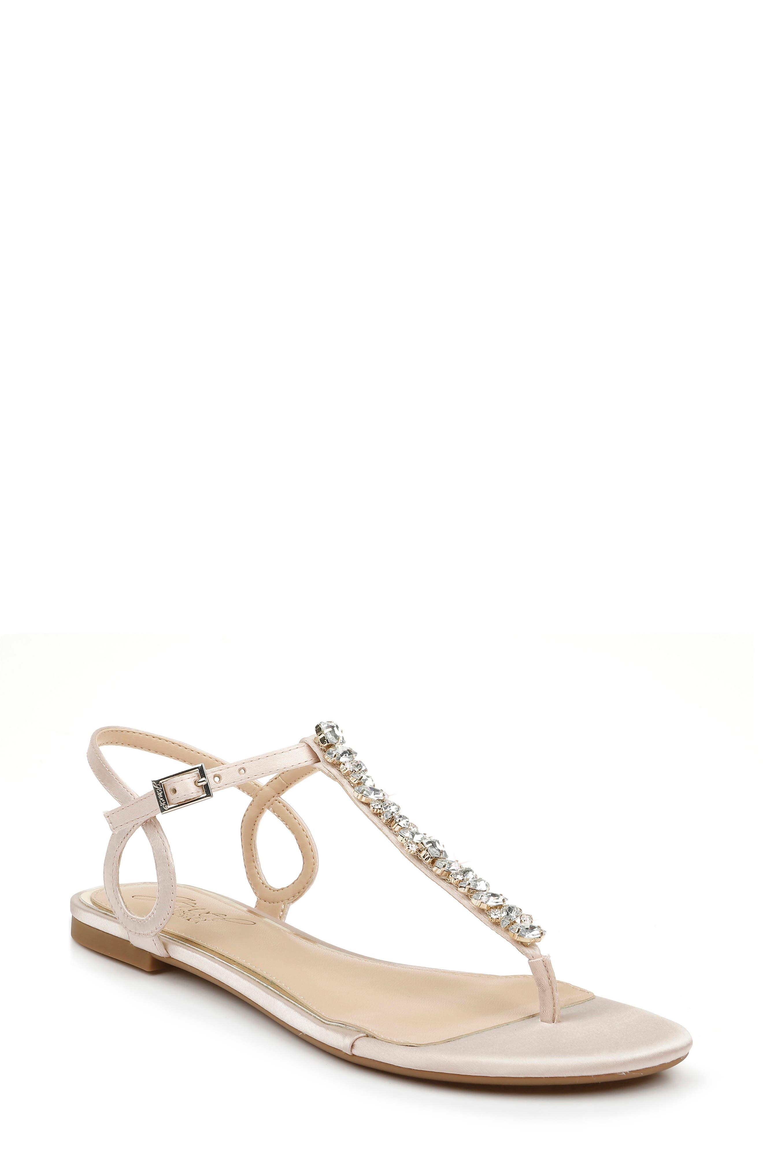Natalie Embellished Sandal