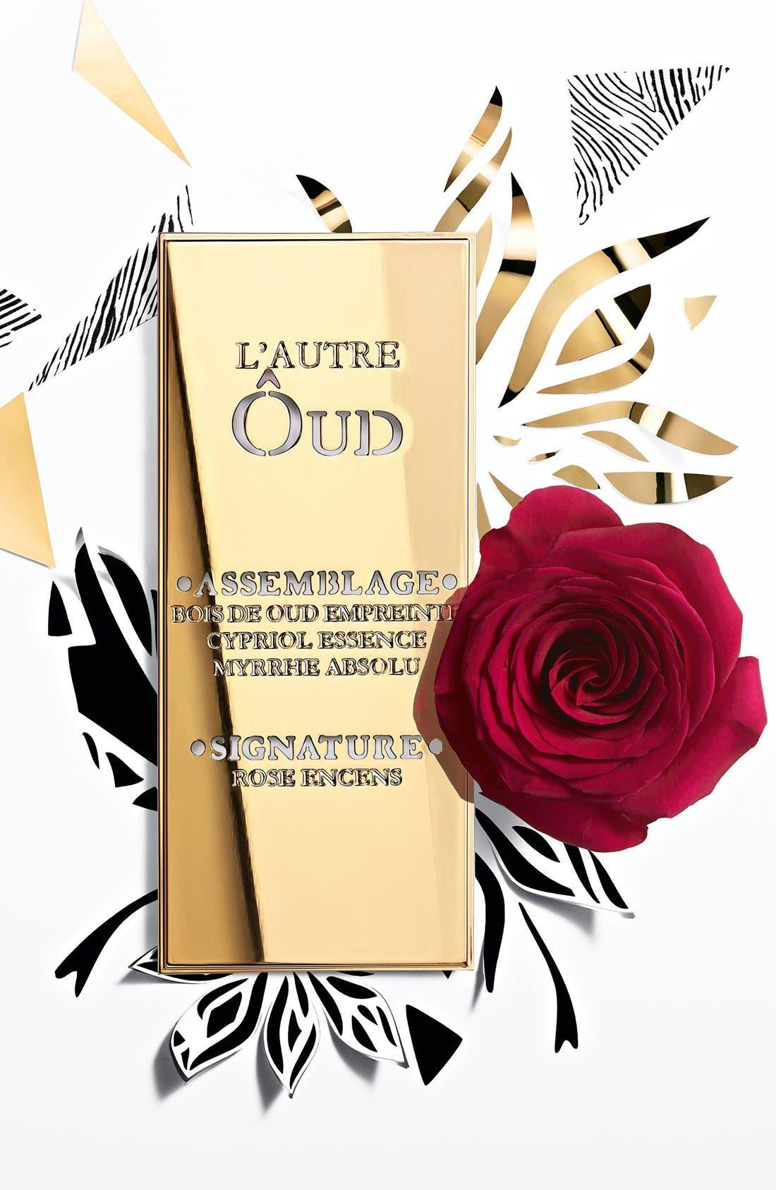 ,                             Maison Lancôme - L'Autre Ôud Eau de Parfum,                             Alternate thumbnail 3, color,                             000