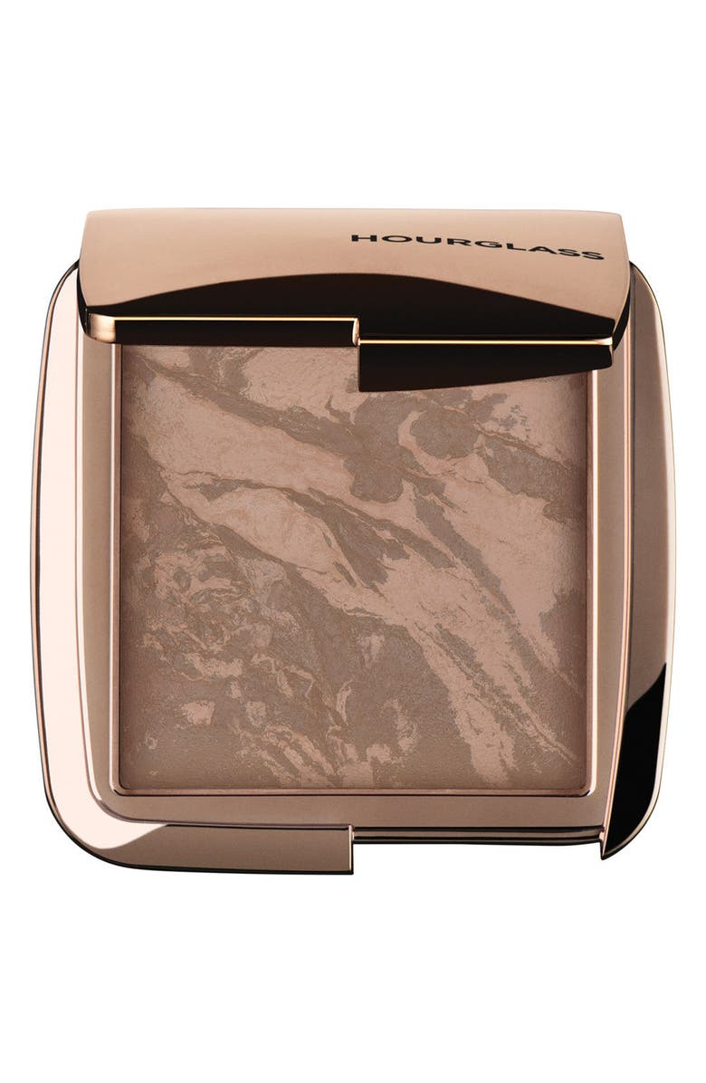 HOURGLASS Ambient<sup>®</sup> Lighting Bronzer, Main, color, NUDE BRONZE LIGHT
