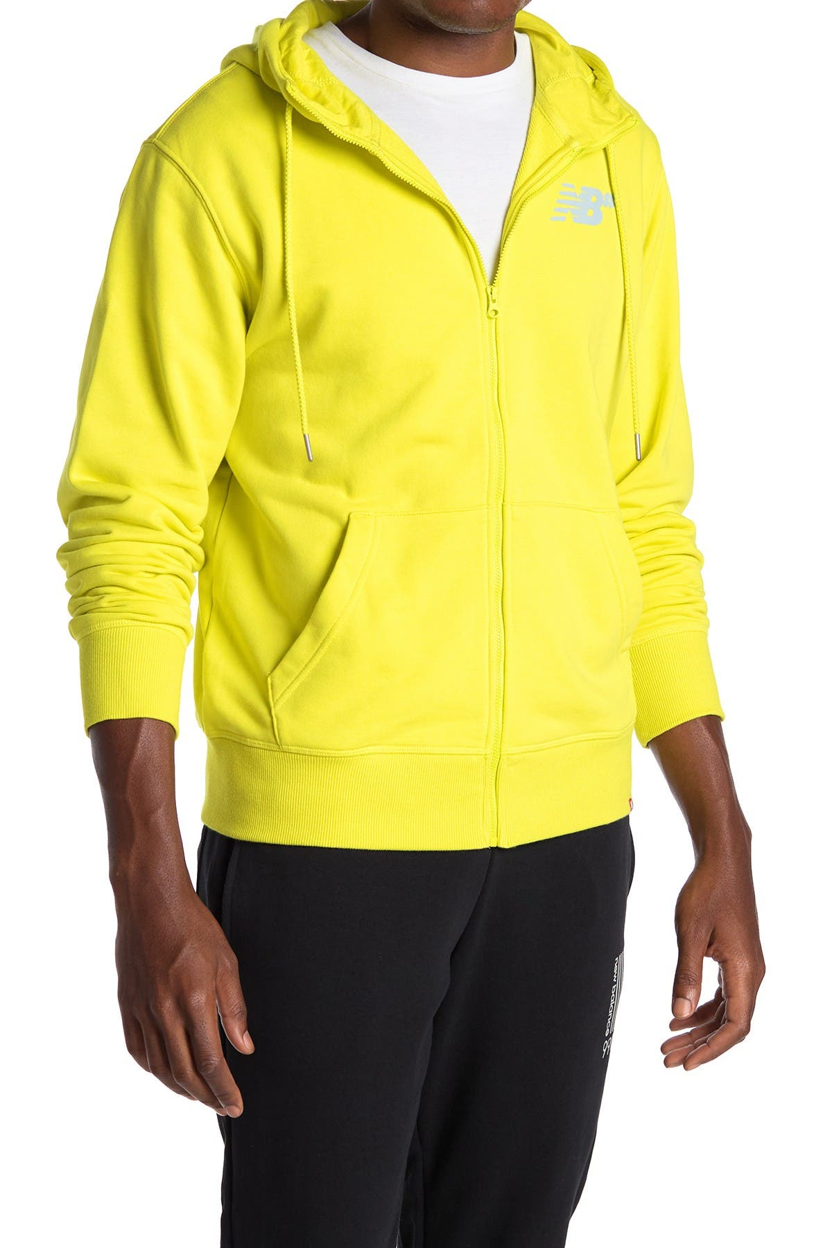 Image of New Balance Numeric Tradition Zip Hoodie