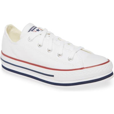 Converse Chuck Taylor All Star Low Top Platform Sneaker