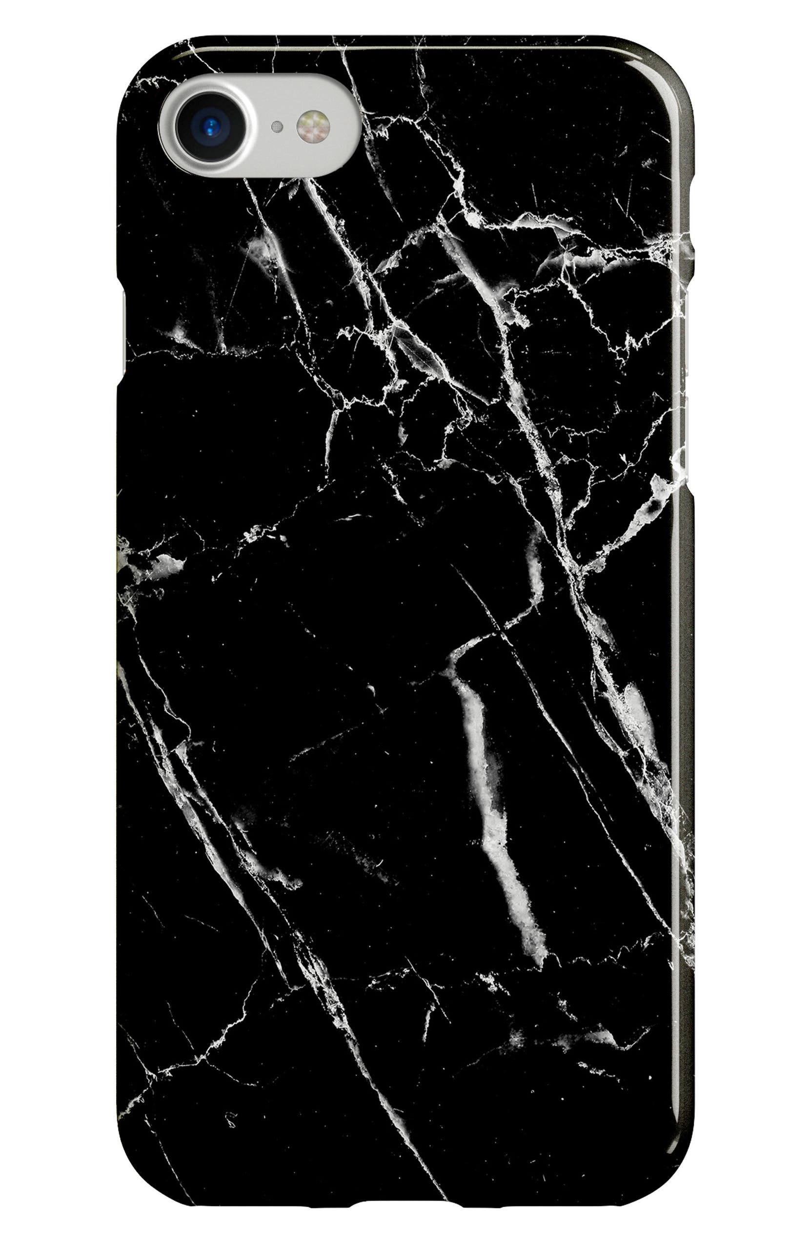 purchase cheap 1e7b4 32840 Black Marble iPhone 6/6s/7/8 Case