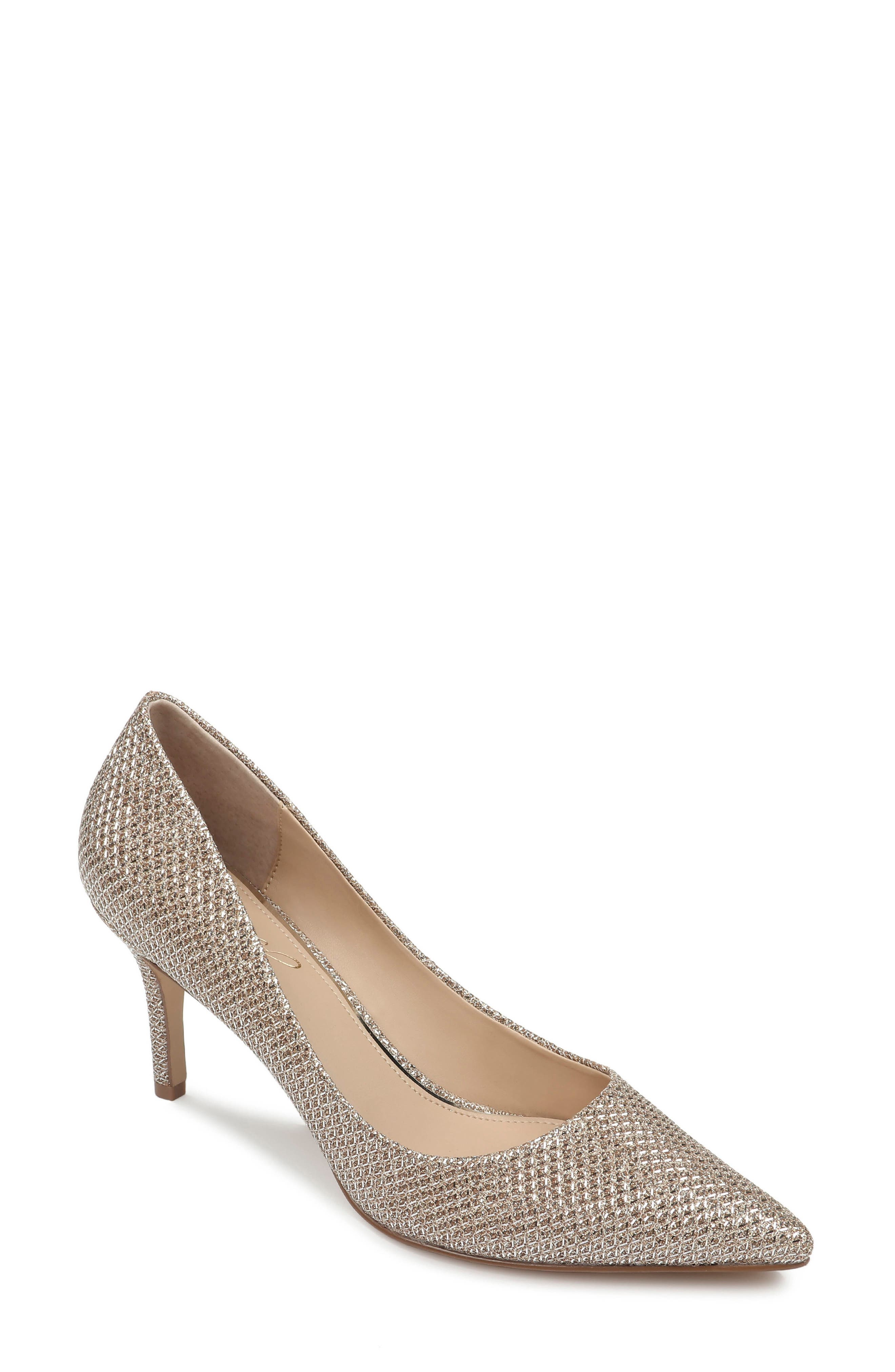 Rudy Pointed Toe Pump