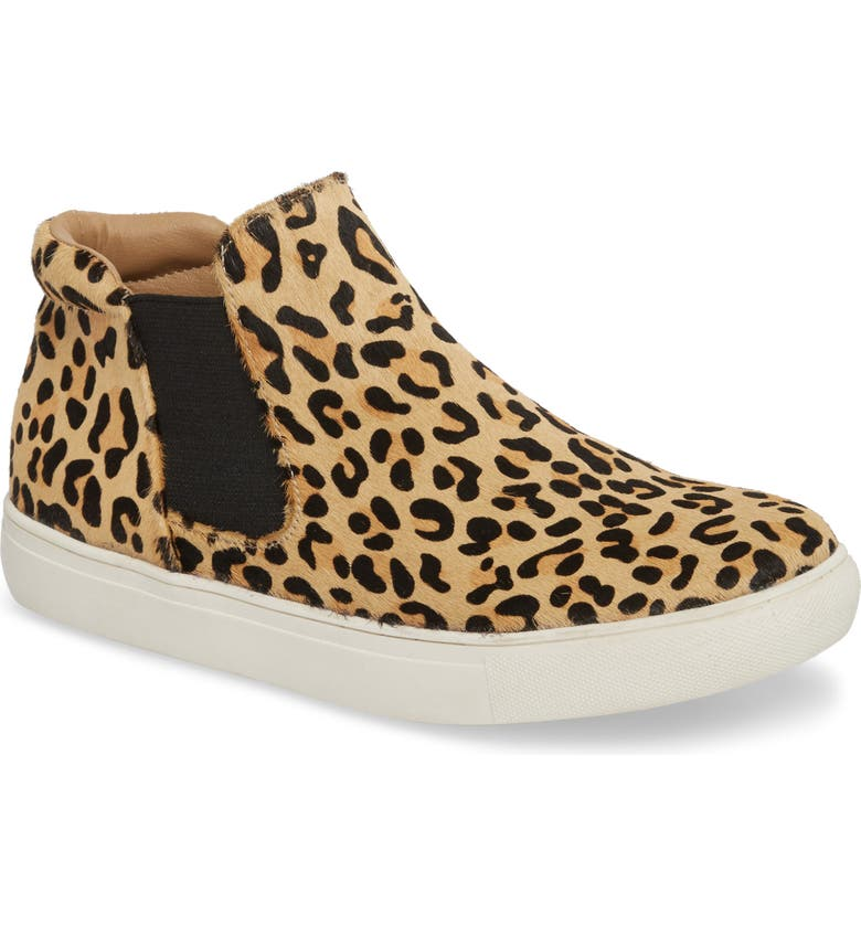 COCONUTS BY MATISSE Harlan Slip-On Sneaker, Main, color, LEOPARD CALF HAIR
