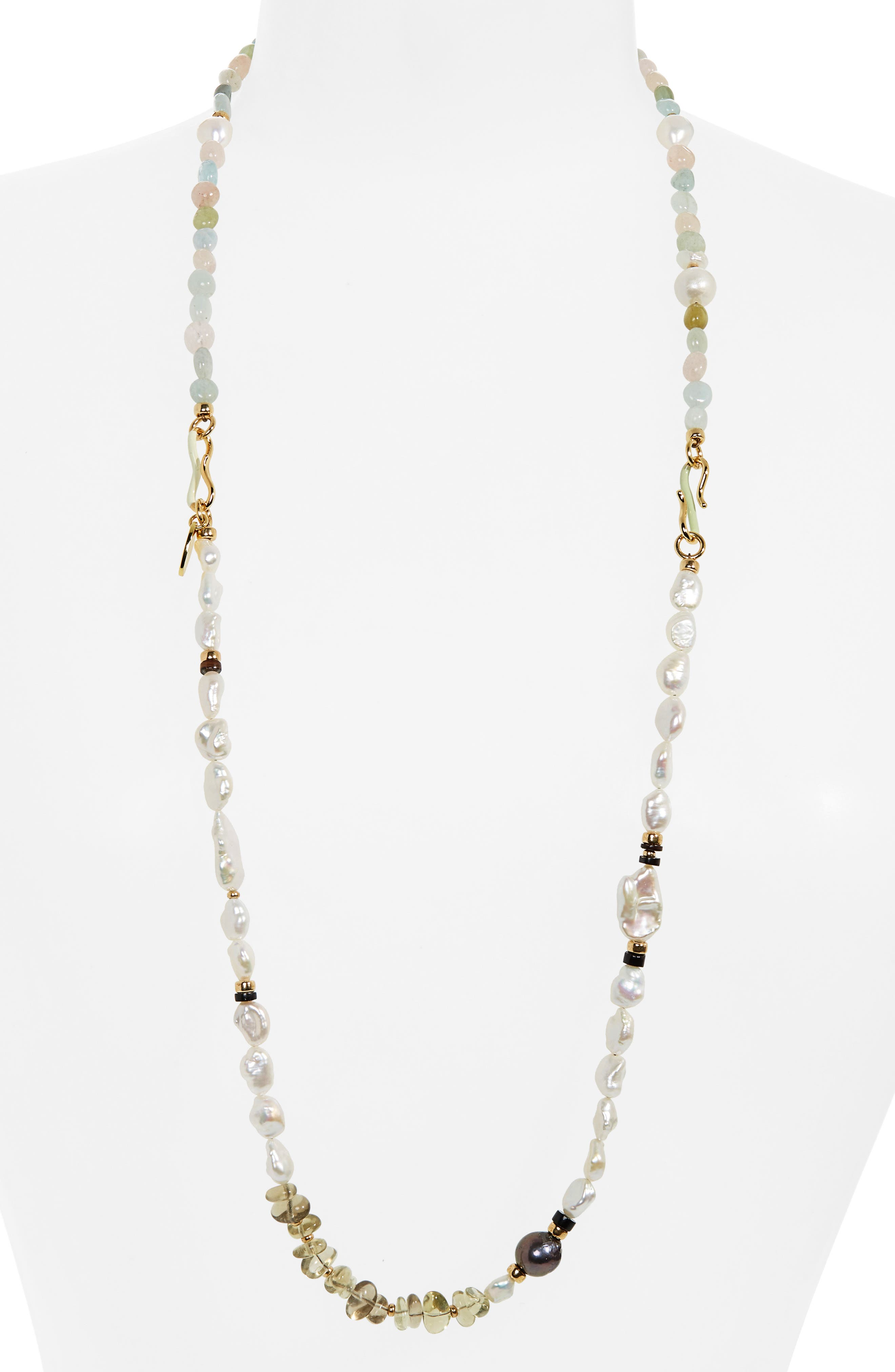 Cinq Set Of 2 Necklaces
