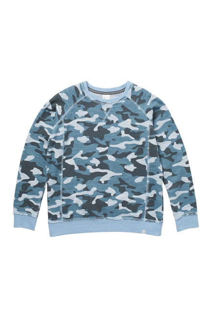 Image of Sovereign Code Kinsley Camo Sweater