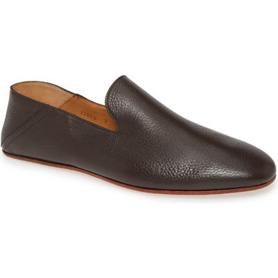 Magnanni Hughes Slipper, Brown