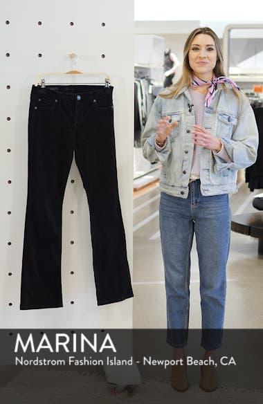 Baby Bootcut Corduroy Jeans, sales video thumbnail