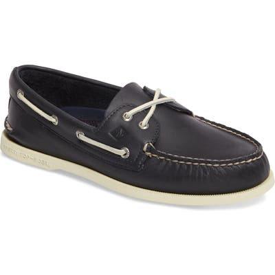 Sperry Authentic Original Boat Shoe, Blue