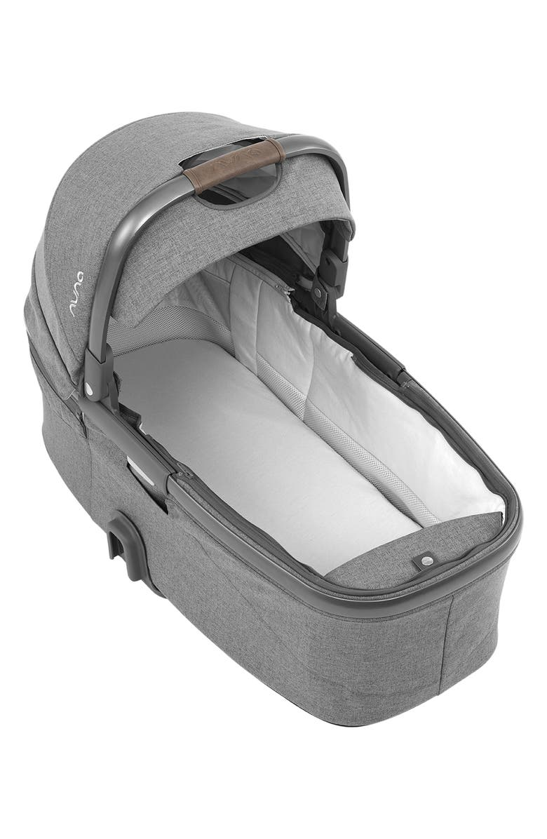 NUNA DEMI<sup>™</sup> Grow Bassinet Attachment for DEMI<sup>™</sup> Grow Stroller, Main, color, THREADED-NORDSTROM EXCLUSIVE