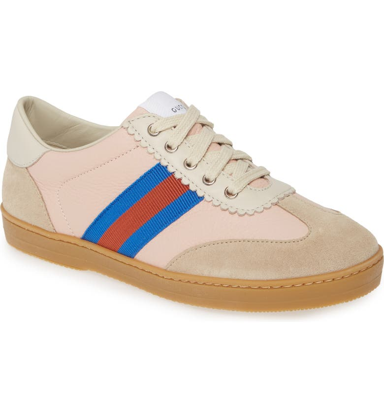 GUCCI G74 Low Top Sneaker, Main, color, PINK