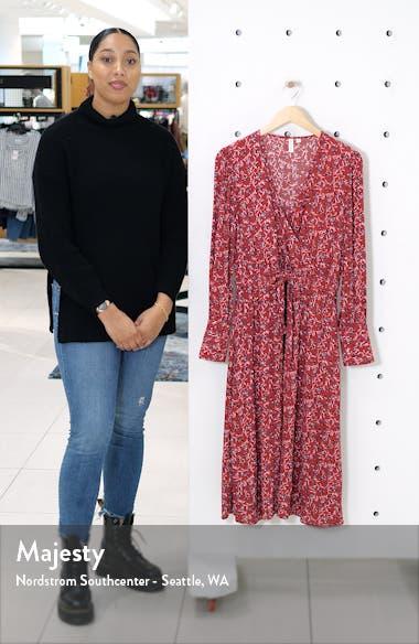 Blouson Midi Dress, sales video thumbnail