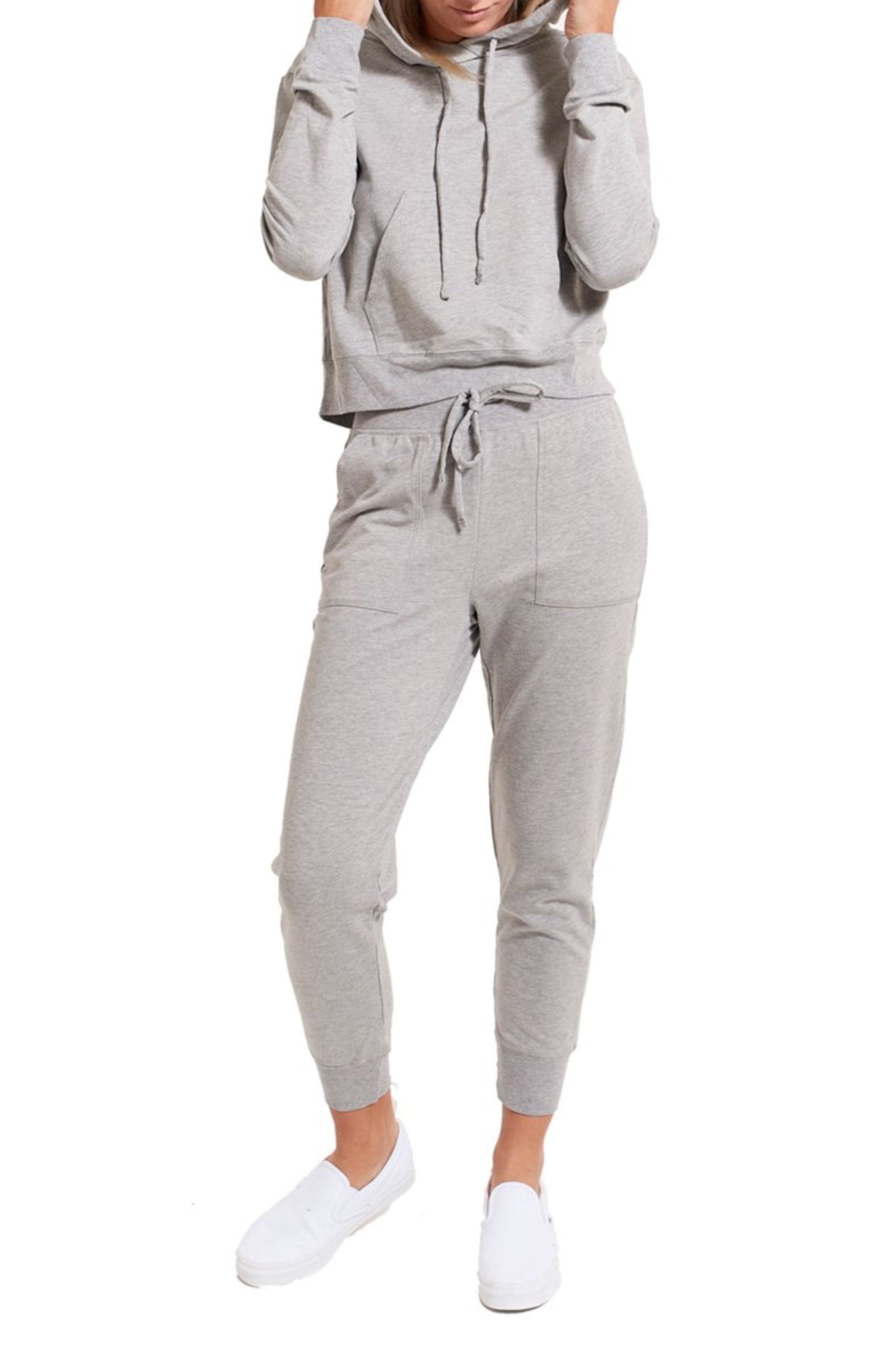 Micro Terry Slim Fit Joggers