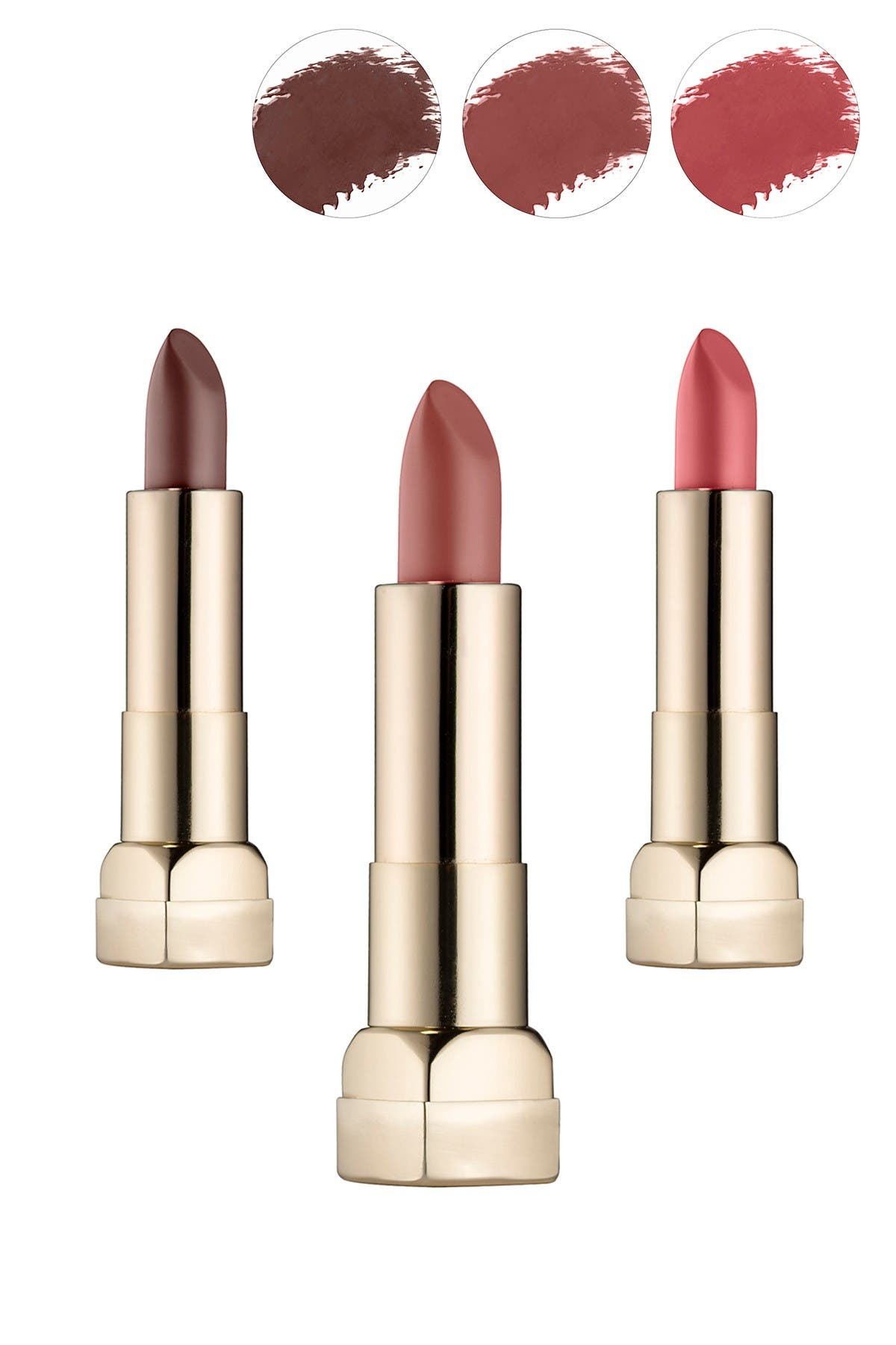 Image of Terre Mere Edgy Look Lip Set - Set of 3