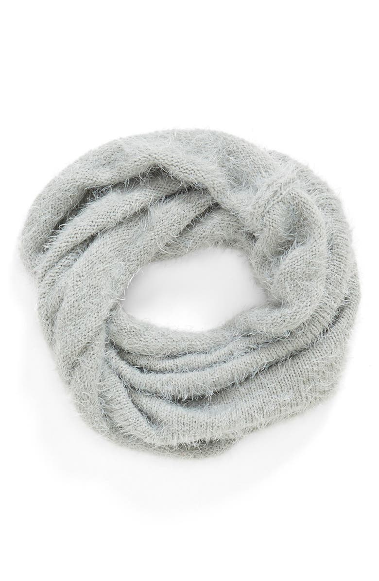 BP. Fuzzy Infinity Scarf, Main, color, 020