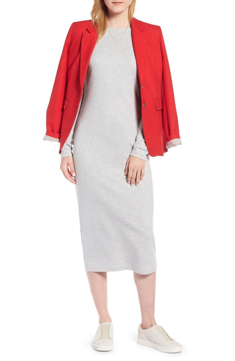 1901 Knit Midi Dress, Main, color, 050