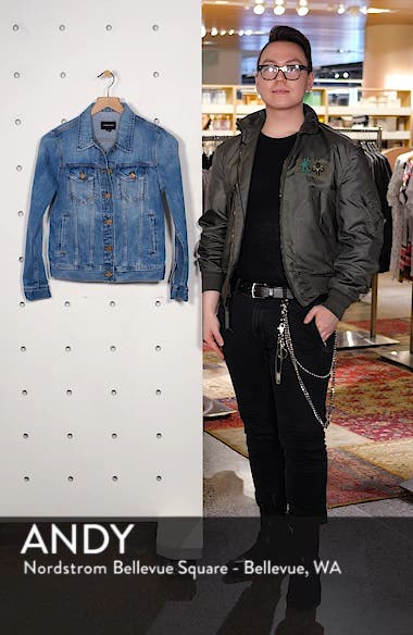 Classic Denim Jacket, sales video thumbnail