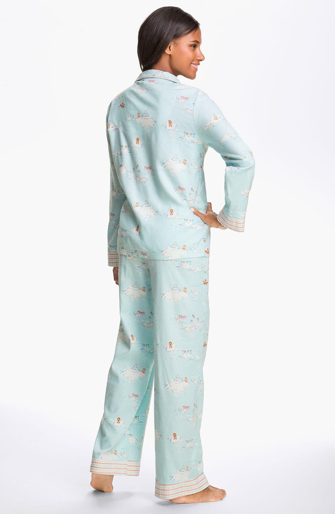 ,                             Flannel Pajamas,                             Alternate thumbnail 47, color,                             451