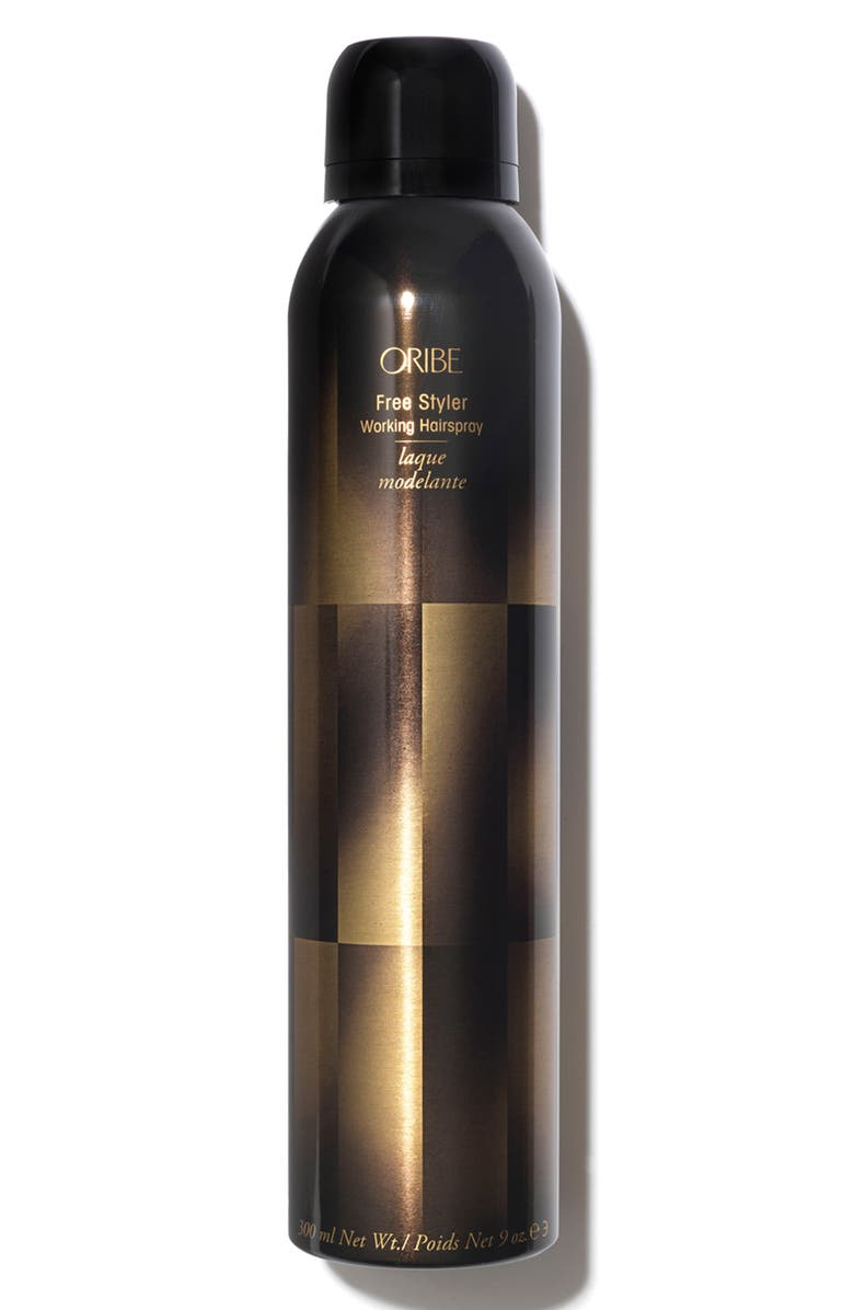 ORIBE Free Styler Working Hairspray, Main, color, NO COLOR