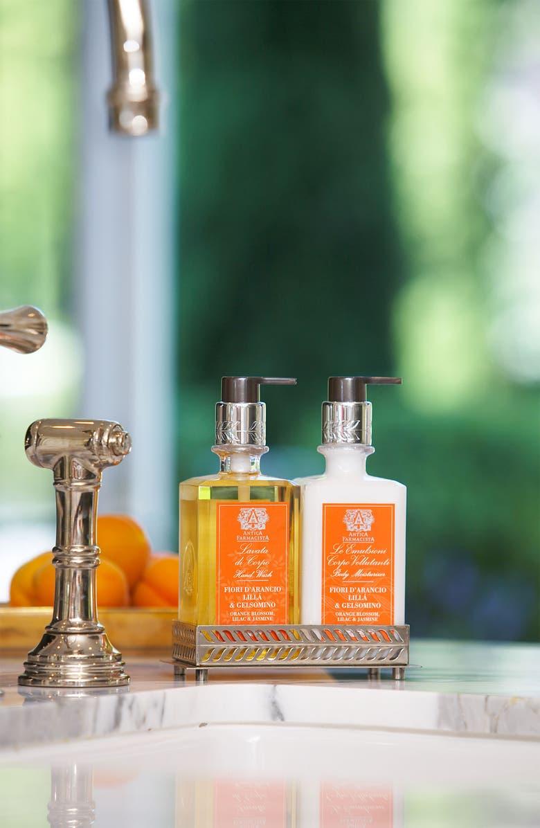 ANTICA FARMACISTA 'Orange Blossom, Lilac & Jasmine' Hand Wash, Main, color, NO COLOR