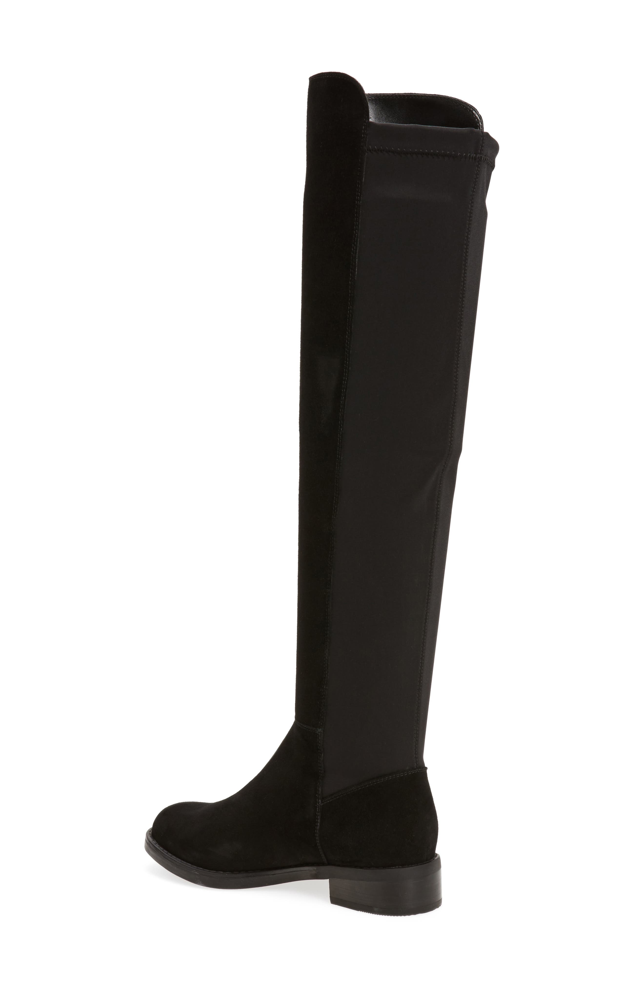 ,                             Olivia Knee High Boot,                             Alternate thumbnail 9, color,                             006