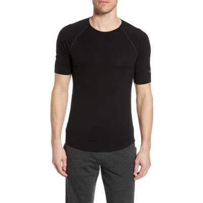 Icebreaker Bodyfitzone(TM) 150 Zone Short Sleeve Top, Black