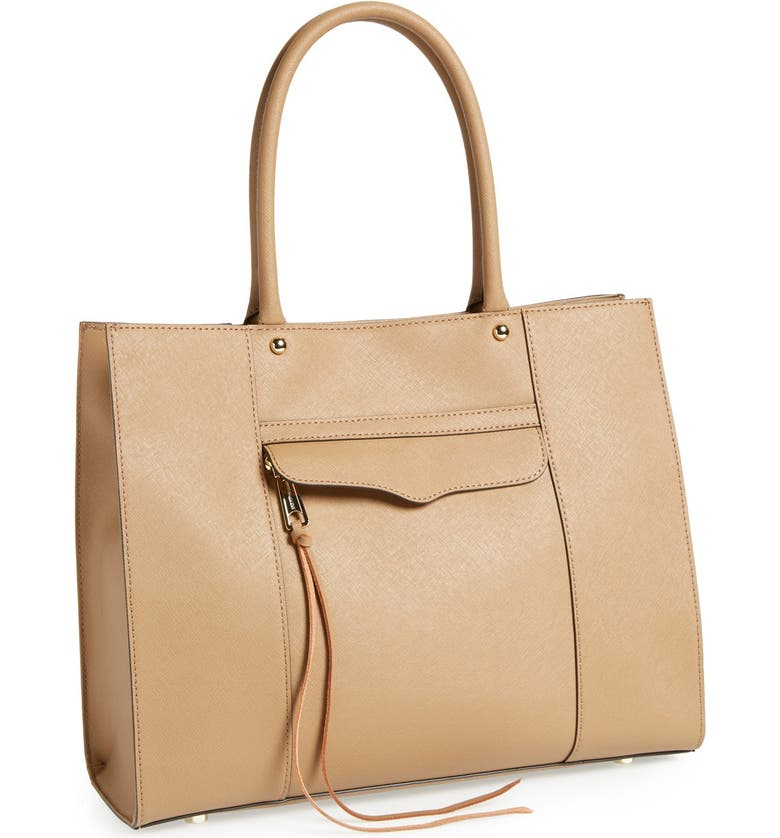 REBECCA MINKOFF 'Medium MAB' Tote, Main, color, 250